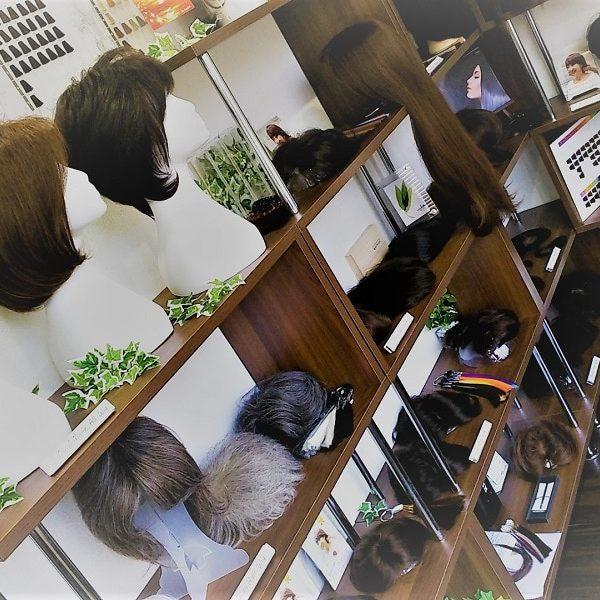 梅雨時期のヘアスタイル