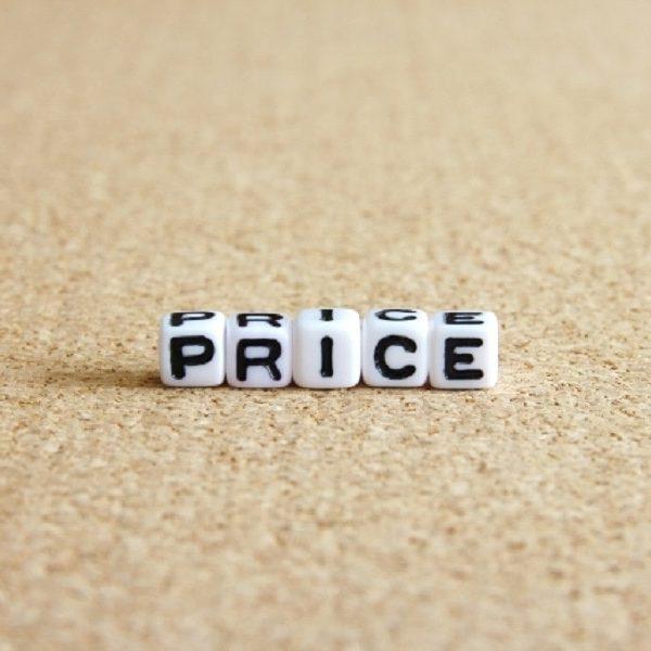 医療用ウィッグ、医療用かつらの価格