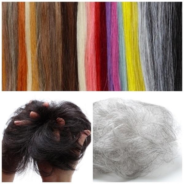 女性ウィッグやヘアピース、部分ウィッグの選び方